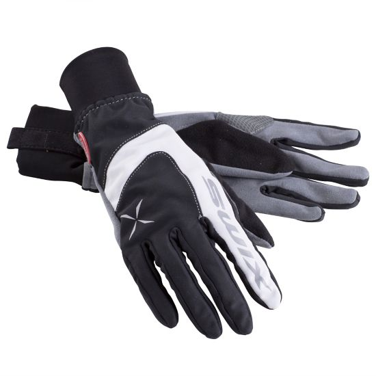 Gore XC 1000 Gloves BLACK/WHITE