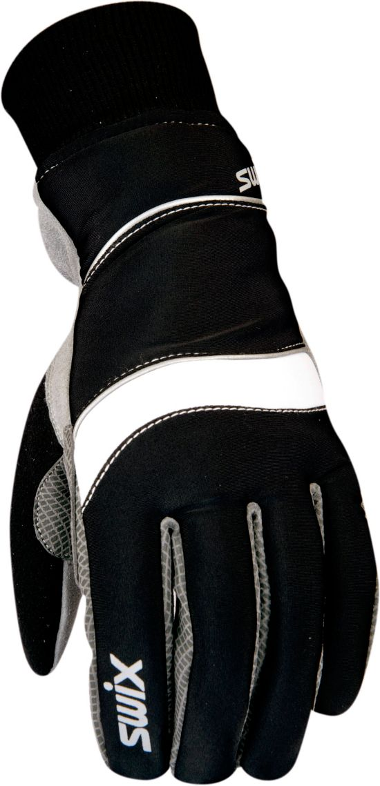 Classic LL gloves  BLACK/WHITE