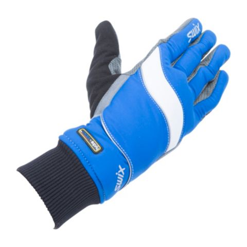 Classic LL gloves  ROYAL BLUE/WHIT