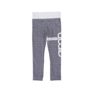 Grey Melange Mini tights barn