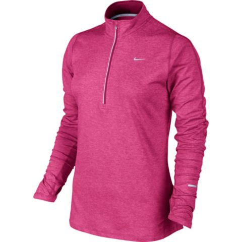 Element 1/2 Zip Genser Dame