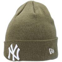 Basic Cuff Knit NY Yankees lue