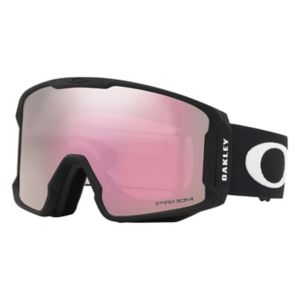 Line Miner XM Prizm™ Hi Pink Iridum - Matte Black