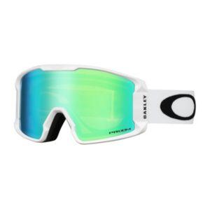 Line Miner XM Prizm™ Rose - Matte White goggles
