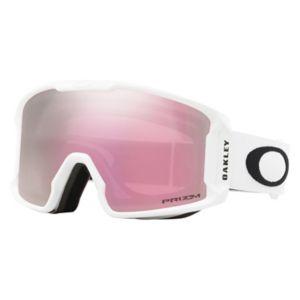 Line Miner XM Prizm™ Hi Pink Iridium - Matte White