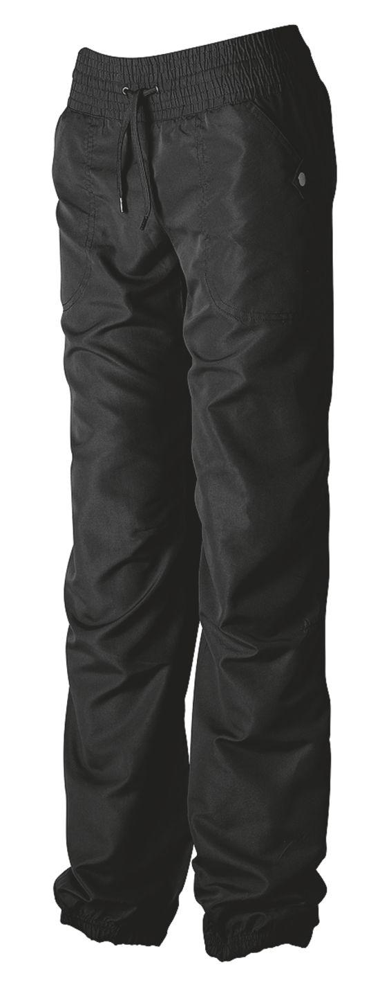 Essential stretch Bukse Dame BLACK