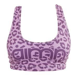Pink Cheetah sports-BH dame