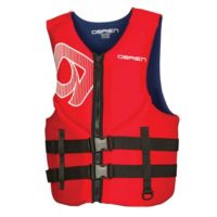Traditional Neo Red vest