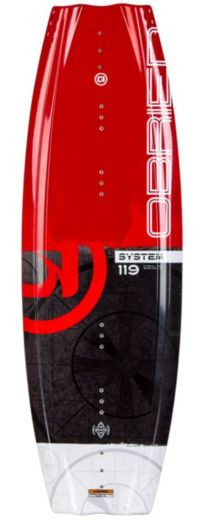 System 119 wakeboard