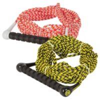 1-Section Ski Combo - Yellow & Black