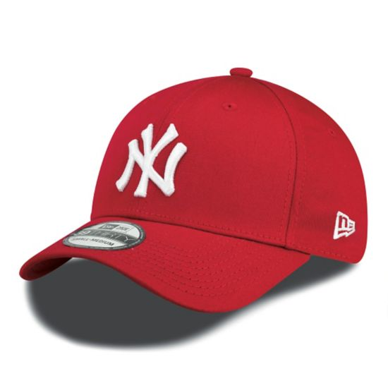 39Thirty New York Yankees Caps SCARLET WHITE