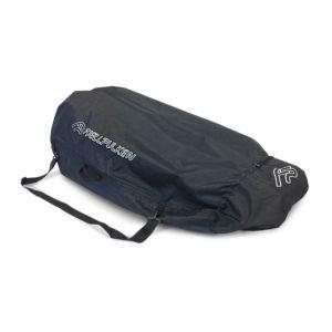 Transportpose for barnepulk