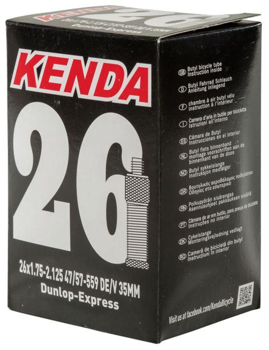 Slange 26 X 1,5 - 2,125 Atom/Dunlop