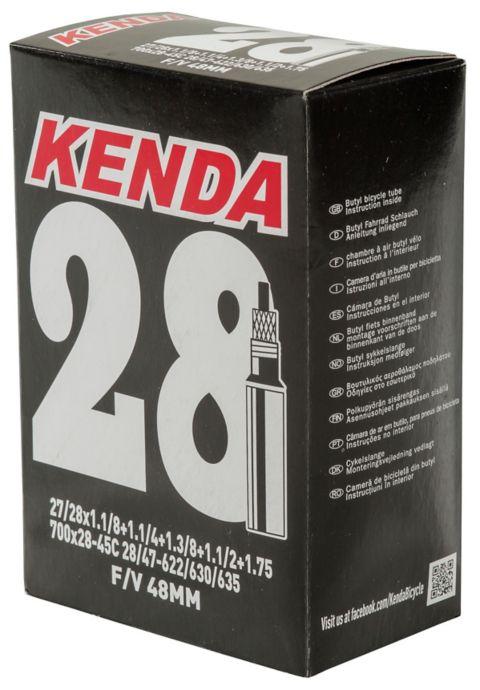 """28"""" Presta 48 mm 28-47C sykkelslange"""