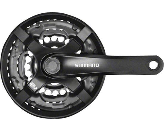 Shimano Krankarm Sett H+V 170mm 28/38/48T