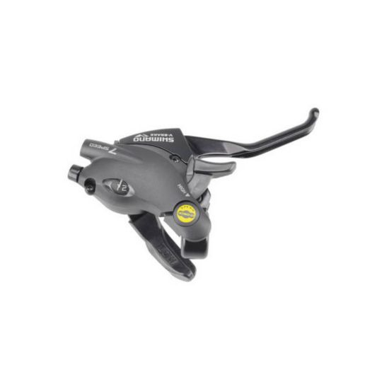 Shimano EZ-Fire Girspak/Bremsehendel H+V 8-D