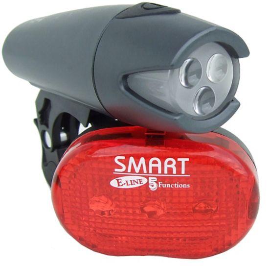 Smart Lyktsett Sykkel