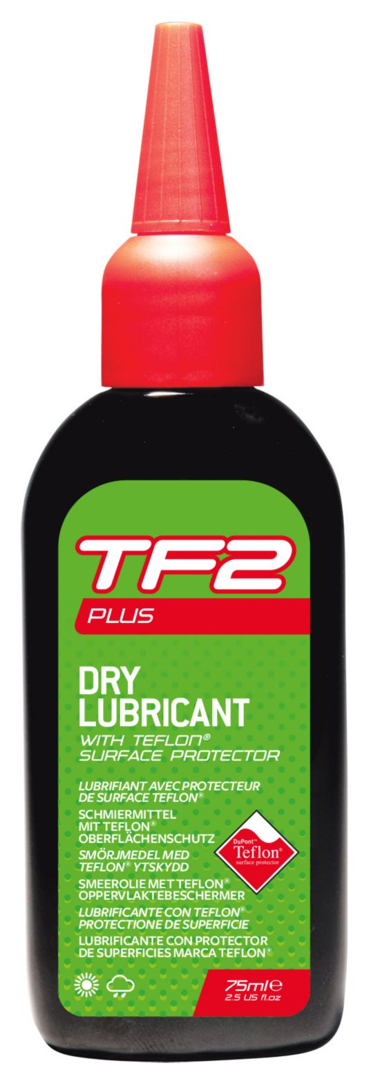 Teflonolje Dry Plus+ 75Ml