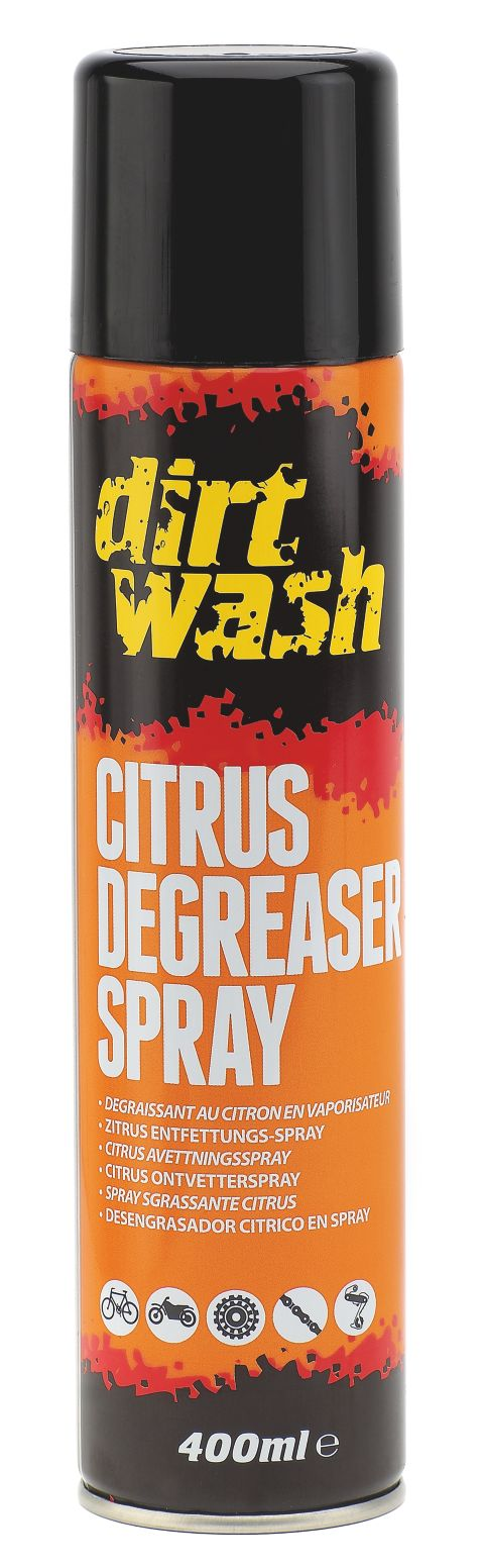 Citrus Degreaser avfettingsspray 400 ml