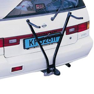 Bilguss Transportstativ For 2 Sykler Sykkelstativ