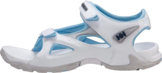 The Bekk Lite Sandal Dame WHITE / NAVY /