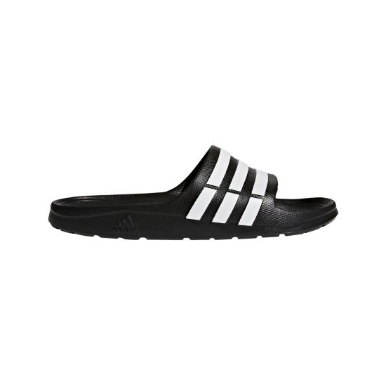 Duramo Slide Badeslippers  BLACK1/WHT