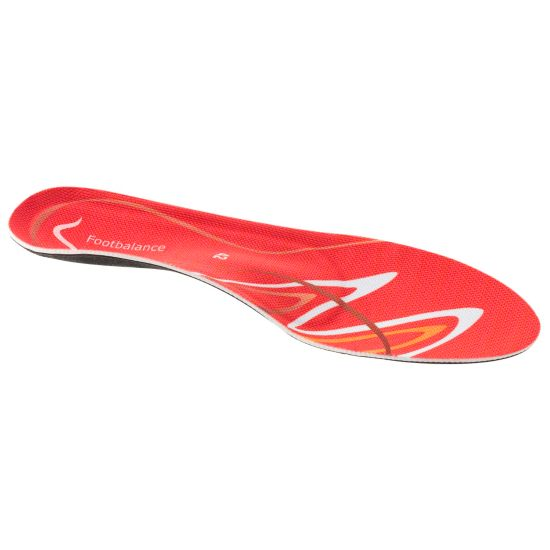 Leisure Insole ORANGE