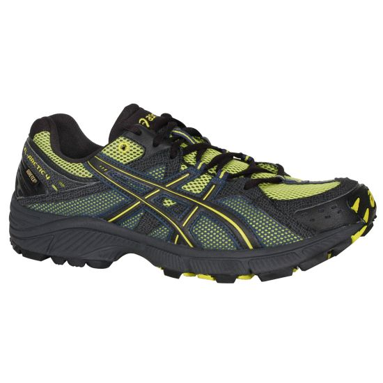 Gel-Arctic 4 GTX Piggsko Herre LIME/BLACK/DARK