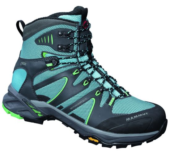 T Aenergy GTX Fjellstøvel Dame LIGHT CARRIBEAN