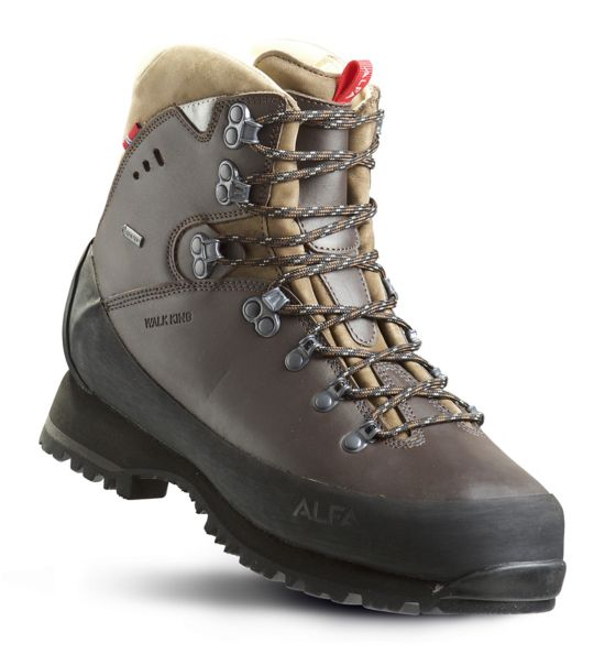 Walk King Fjellstøvel Herre CLASSIC BROWN