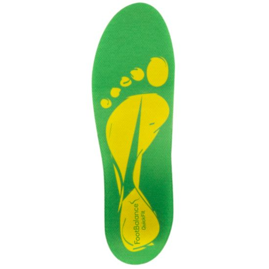 Wide Pre-Mold.Insole Low Arch