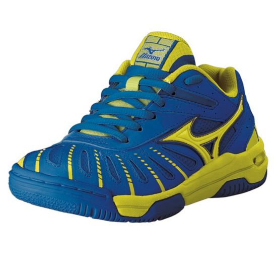 Wave Stealth 2 Treningssko Jr. V.BLUE/YEL