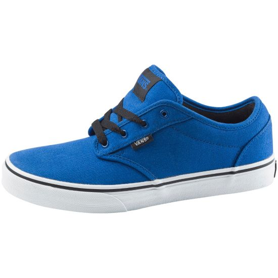Atwood Fritidssko Jr. (CANVAS) BLUE/B