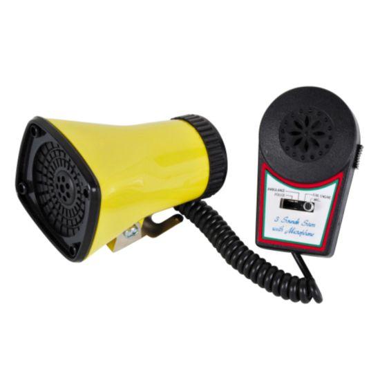 Bike Tec Sirene Horn Med Mikrofon