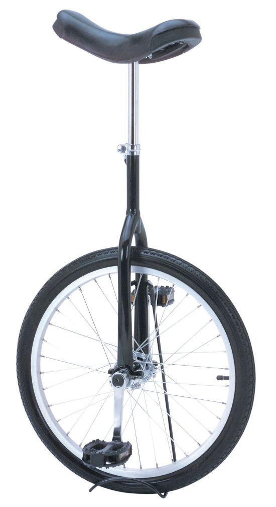 Bike Tec Enhjulssykkel