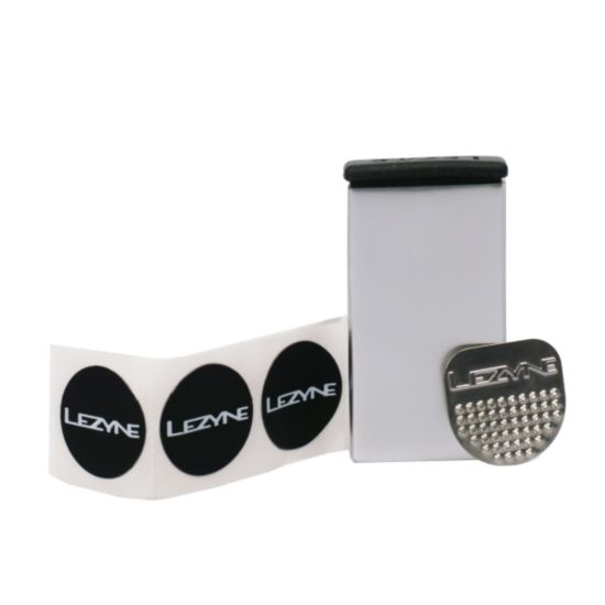 Glueless Metal Kit Lappesaker
