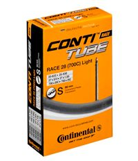 Continental Slange 622x18/25 Light 80mm Ventil