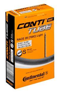 Continental Slange 622x18/25 Light 80mm Ventil