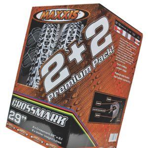 "Crossmark 29x2.1"" dekkpakke"