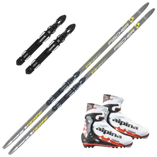 CR Skate m/Rottefella Performance Skate Binding Og TSK 2.0 Skistøvel