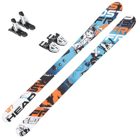 Mojo twintipski m/ binding junior