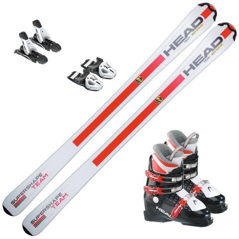 Supershape Team alpinskipakke junior