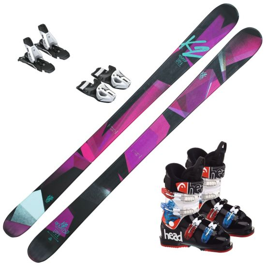 Remedy 75 jr. m/Head SX 7,5 AC Brake 90 Binding og