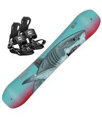 Snowboard WWW m/Lien FS Binding