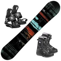 Snowboard Raygun m/Head RX one Black og Head Scout