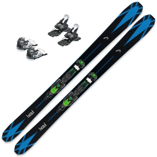 Collective 105 SW m/Attack 13 Brake 95 Binding