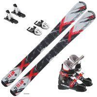 XT Team alpinskipakke junior