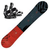 Raygun Snowboardpakke med Head RX One Binding