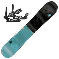 WWW Snowboardpakke med K2 Lien Binding