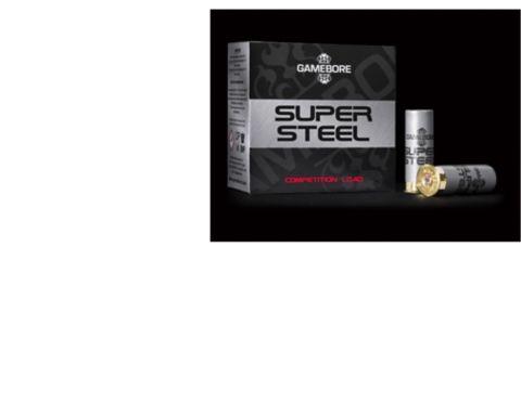 Super steel 12/70 24g 7 stål haglepatroner